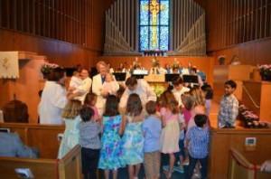 baptism shawl blessing