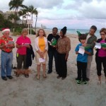 Christmas Beach Worship 2013