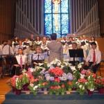 Choir on Easter